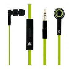 In Ear Sports Headphones WE104M (grøn & blå)