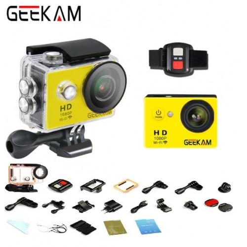 Action Kamera - H3R