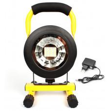 Genopladelig Arbejdslampe Vandtæt IP67 LED 30W