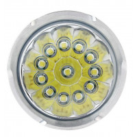 28000 lumen High Power 12T6 LED 12 x CREE XM-L T6