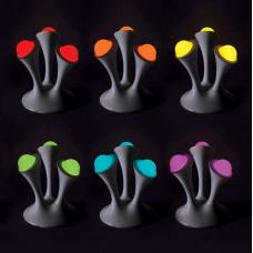Svampe Multi-farve Natlys i valgfri farve