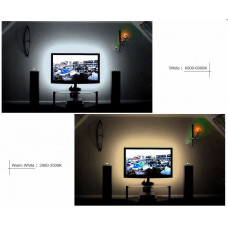 Led lys til montering på TV