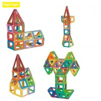 Magformers Construction Set (Stor pakke 111 Dele)