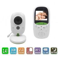 Babyalarm med kamera Digital Trådløs
