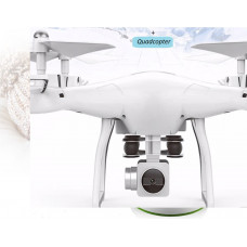 Drone 500W Wifi HD Justerbar Kamera RC Quadcopter Drone VS Syma X5