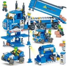 318 Stk Samleklodser Til City Truck