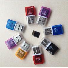 USB Micro Læser 15 forskellige kort