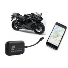 MC GSM / GPRS Tracker Vibration Sensor Real-time Location Tracking