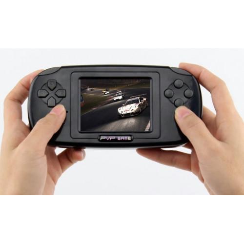 """3"""" håndholdt spilkonsol M/ 168 Spil 8 bit mini retro spilkonsol"""