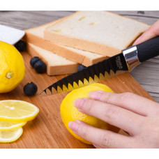FASAKA Rustfrit Stål 3 stk kvalitet. Køkkenknive