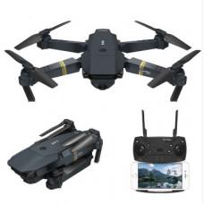 Drone WIFI FPV med vidvinkel HD-kamera Sammenfoldelig