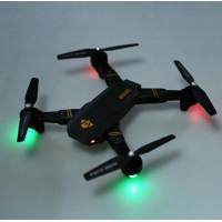 WIFI Drone Foldbar  med 2Mb kamera og lang rækkevide