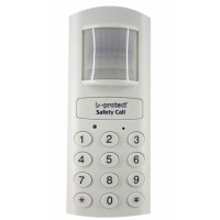 Safety Call tyveri alarm ringer ved alarm
