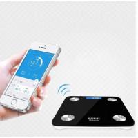 Bluetooth Kropsfedt Vægteskala Elektrisk Digital Vægt