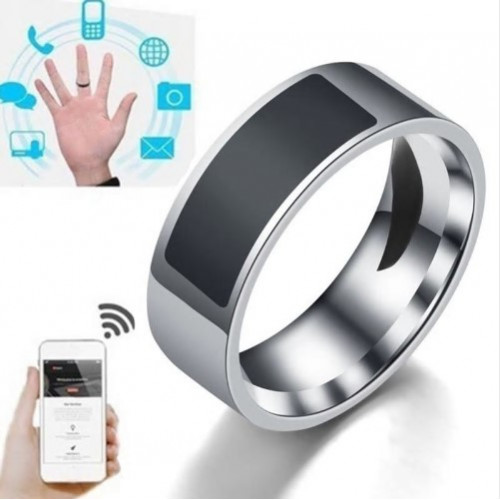 NFC Smart Ring er kompatibel med Smartphones