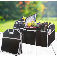 Opbevaringskasse til bilen - Organize Samklaplig