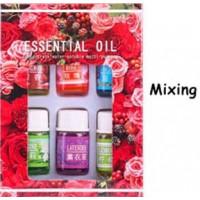 Olier til aromaterapi massage mange forskellige dufte