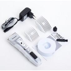 professionel hårklipper / barbering maskine genopladelig