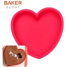 Hjerte Chokolade form