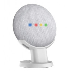 Google Home Mini bordstander Hvid