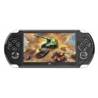 """5.1"""" håndholdt spilkonsol M/ 1500 Spil 16:9 HD-skærm."""