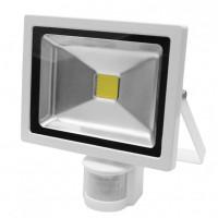 Work-it Arbejdslampe LED - 20W m/sensor - hvid