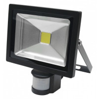 Work-it Arbejdslampe LED - 20W m/sensor - sort