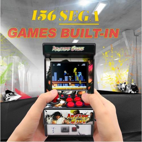 Retro Mini Arcade M/156 klassiske spil