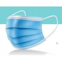 Mundbind 3-Lags  filtrerings effektivitet på 98,7%  50 stk.