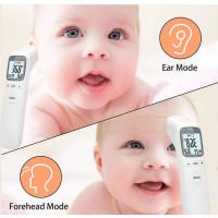 Digital øre pande termometer infrarødt til voksne og børn
