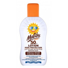 Malibu Kids Sun Lotion SPF 50 100ml