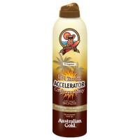Australian Gold - Accelerator Continuous w. Bronzer Spray 177 ml