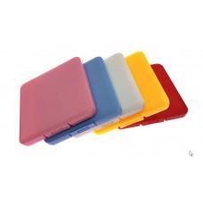 Opbevaringsboks til mundbind (findes i 5 farver)