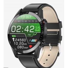 Smartwatch - Fuld Touch Skærm - Puls / blodtryk / Termometer / Vandtæt / Bluetooth