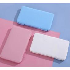 Opbevaringsboks til mundbind findes (i 3 farver)