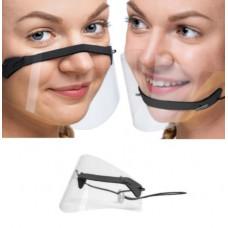 Behagelig næse-/mundmaske takket være blød filt og lav vægt ( Flere farver)