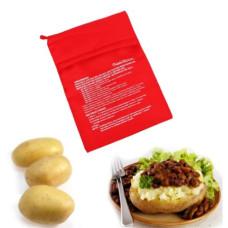 Bagt Kartoffel Expres - Pose til mikroovn
