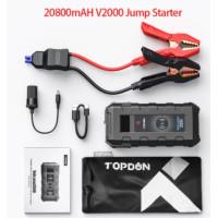 Topdon Jump starter V2000 2000A