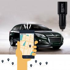 Bil oplader med GPS sporing af bil