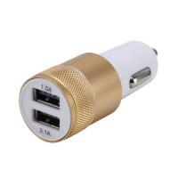 USB Biloplader (2 indgange)