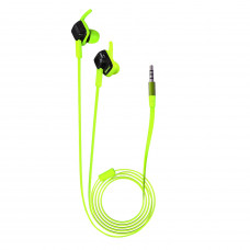 In Ear Sports Headphones WE204M (grøn & sort)