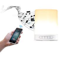 LED Lampe Højtaler