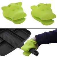 Ovn Handsker (OBS Koen er grøn)