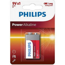 Philips 9V Extra long power 1 stk