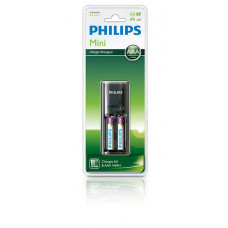 Philips Multilife batterioplader - 2 x AAA type - NiMH