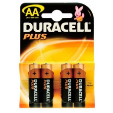 DURACELL AA / LR06 PLUS POWER (4 stk.) MN 1500