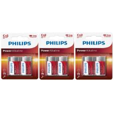 Philips 6 STK D-LR20 Mono