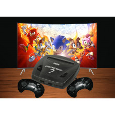 Genesis 3 Spillekonsol (116 spil)