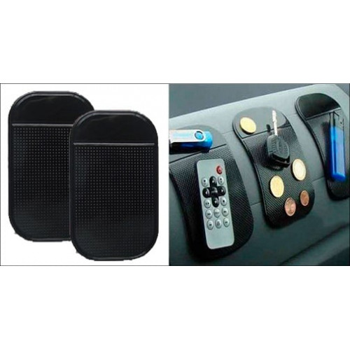 Mobilholder til Bil (sticky pads)