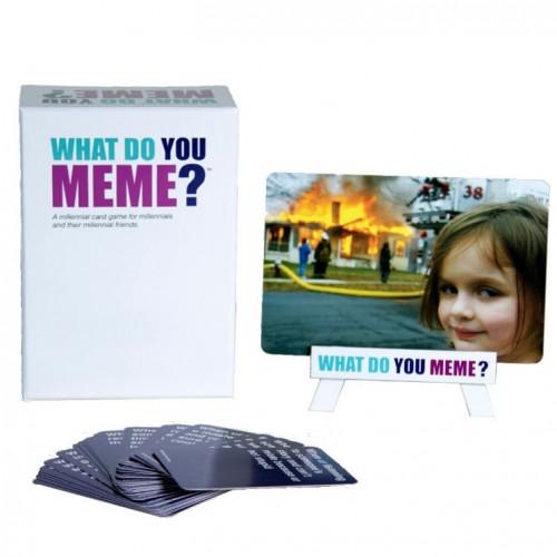 Det dårlige selskab - Meme udgave